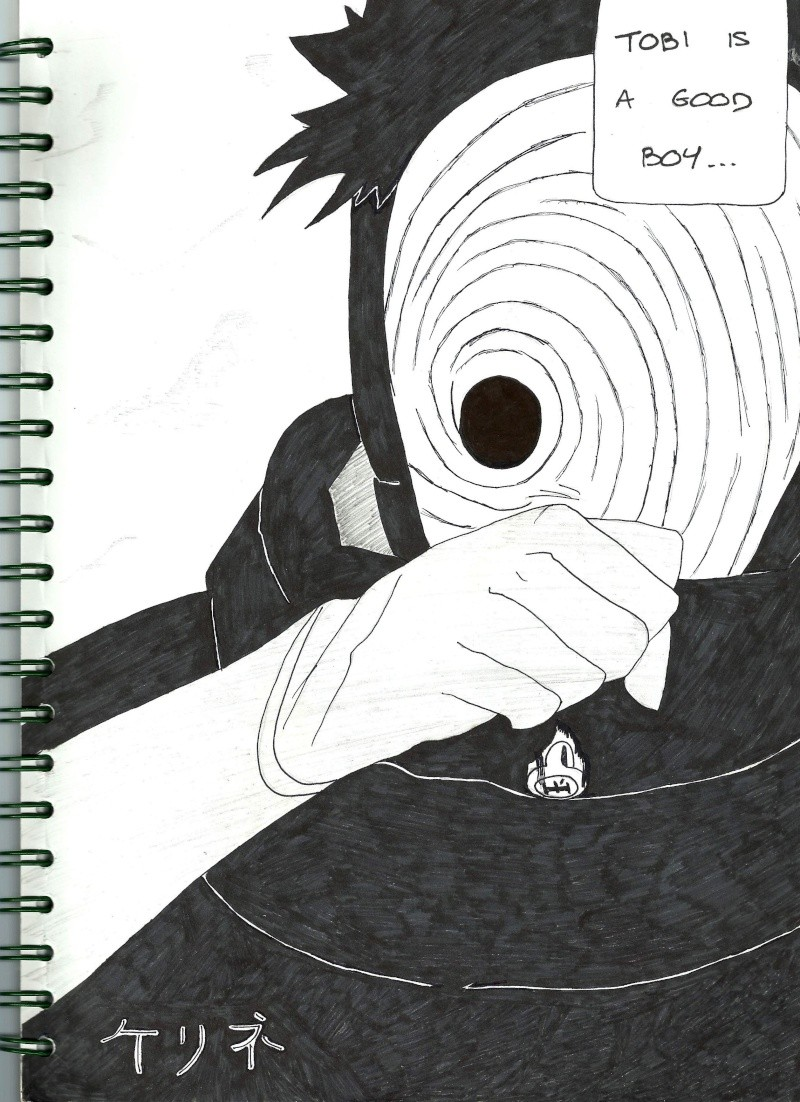 ¤ Drawing of a sweet Strawberry ¤ Tobi_i10