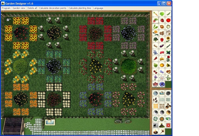 Your First Garden Challenge ~ post entries here Potpou11