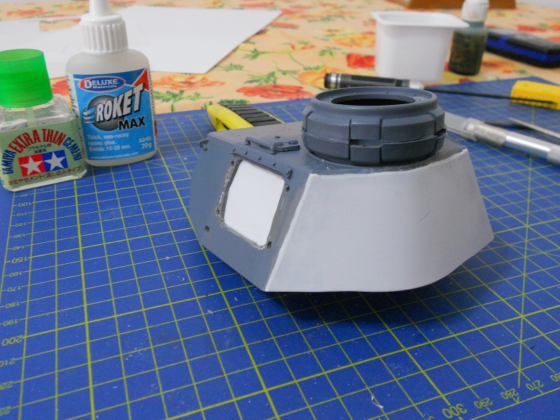 WIP Panzer III Ausf L Asiatam By CPT America - Pagina 2 112
