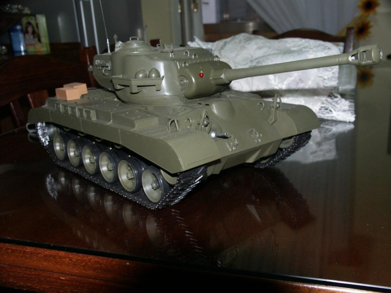 [VENDUTO] Vendo carro armato Heng Long Snow Leopard nuovo A10
