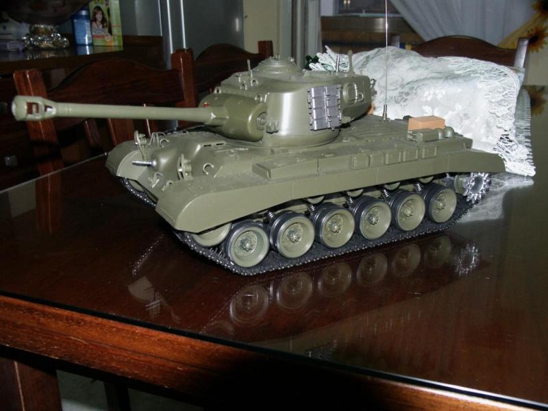 [VENDUTO] Vendo carro armato Heng Long Snow Leopard nuovo B10