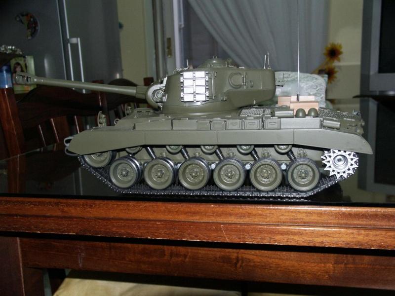 [VENDUTO] Vendo carro armato Heng Long Snow Leopard nuovo D10