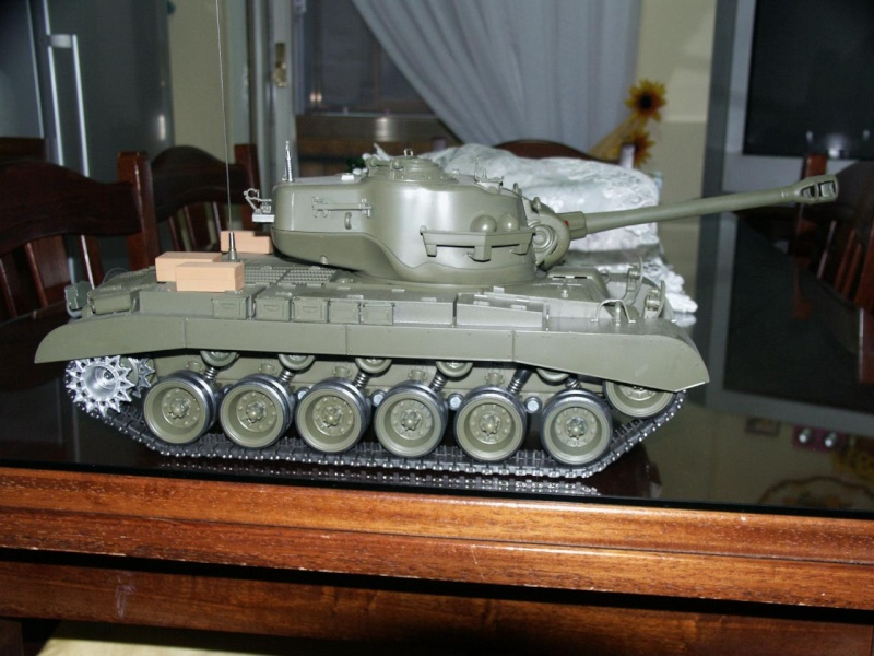 [VENDUTO] Vendo carro armato Heng Long Snow Leopard nuovo E10