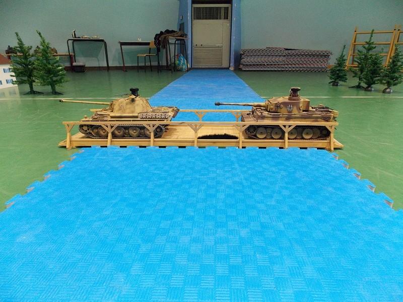 Battaglie di RCTANKIR in Campo Indoor 23 settembre Indoor17