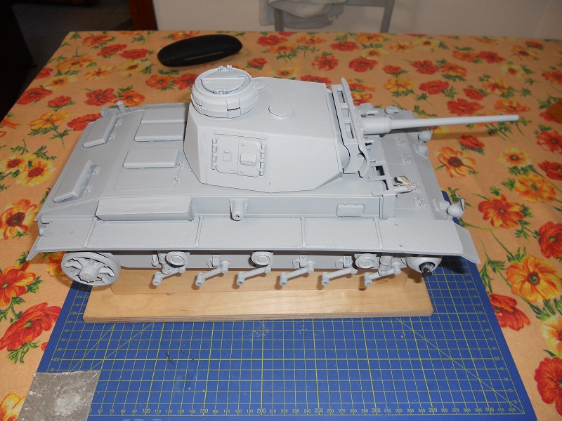 WIP Panzer III Ausf L Asiatam By CPT America - Pagina 5 Panze132