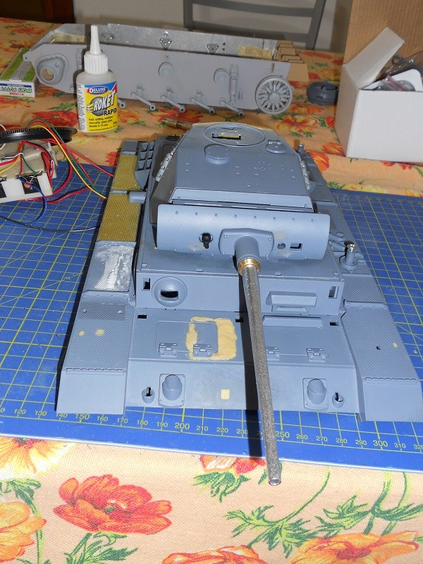 WIP Panzer III Ausf L Asiatam By CPT America - Pagina 4 Panzer90