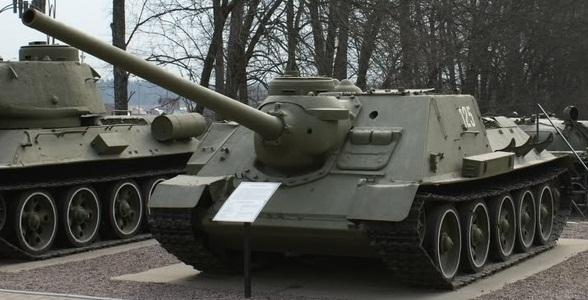 WIP T34 trasformato in SU100 di WildPenguins (Ex CPT A.) Su-10011