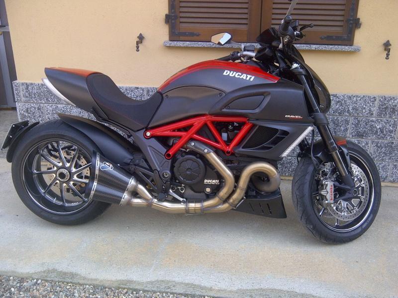 Sei un Alfa-biker ???  Presentati qui !!! Mezzom13