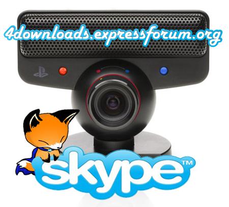 [Tutorial] Usar Playstation EYE como Webcam no Skype  Playst10