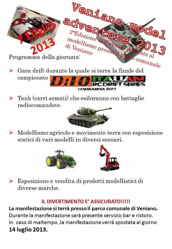 Veniano model adventure 2013 - 7 Luglio Locand10