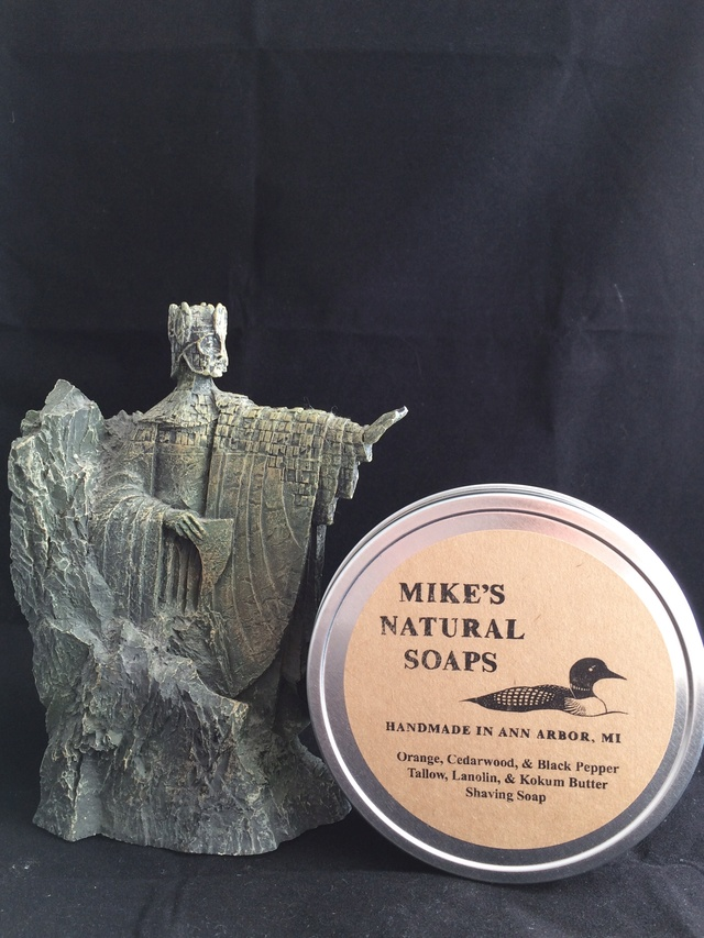 Mike's Natural Soaps (Orange/Cedarwood/Black Pepper) Img_3262