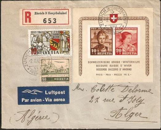 SBK 253  (Mi 398) 750 Jahre Bern 04alge10