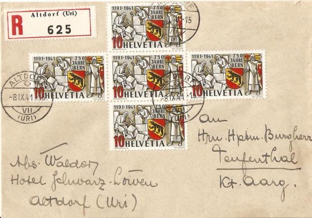750 Jahre Bern - Seite 2 10