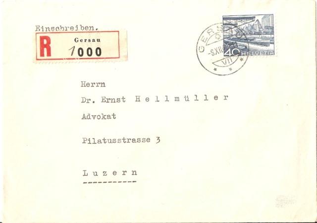 """Beipackzettelchen"" - Postvermerketiketten 1000_g10"