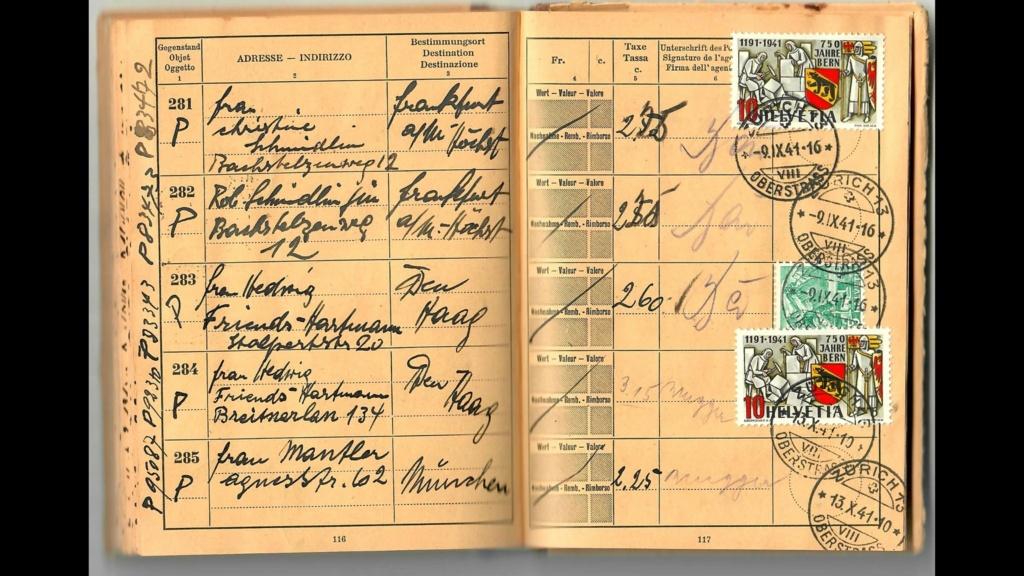 SBK 253  (Mi 398) 750 Jahre Bern - Seite 4 12490810