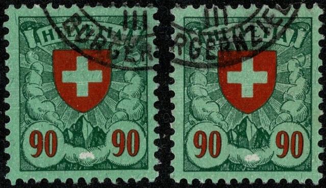SBK 163 (Mi 194x) Wappenschild 164_2_10