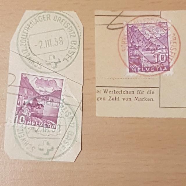 Zollstempel Schweiz 20210310
