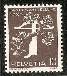 SBK 229yB Landi Armbrust 10 Rp., deutsch 229by210