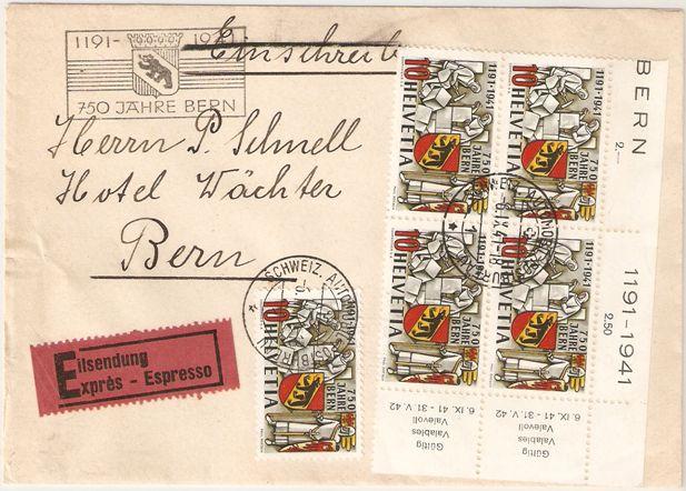 750 Jahre Bern - Seite 2 5fach_10