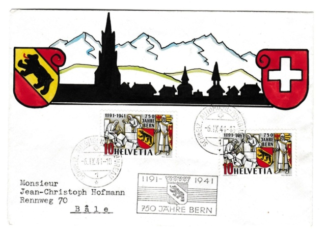 SBK 253  (Mi 398) 750 Jahre Bern - Seite 3 750_ja17
