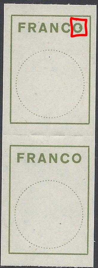 Francozettel Nr. 6B.Ab2 Ab2pf10