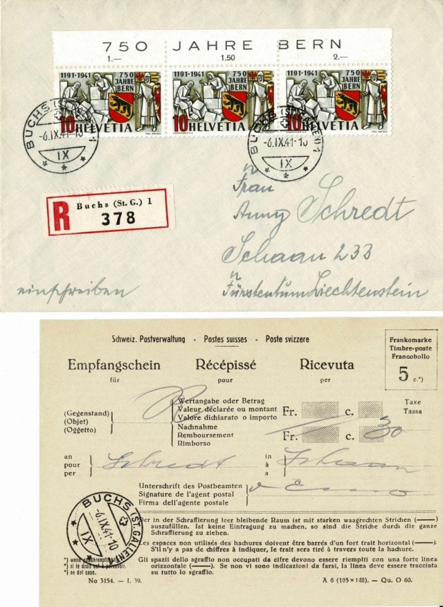 SBK 253  (Mi 398) 750 Jahre Bern - Seite 4 Buchs_10