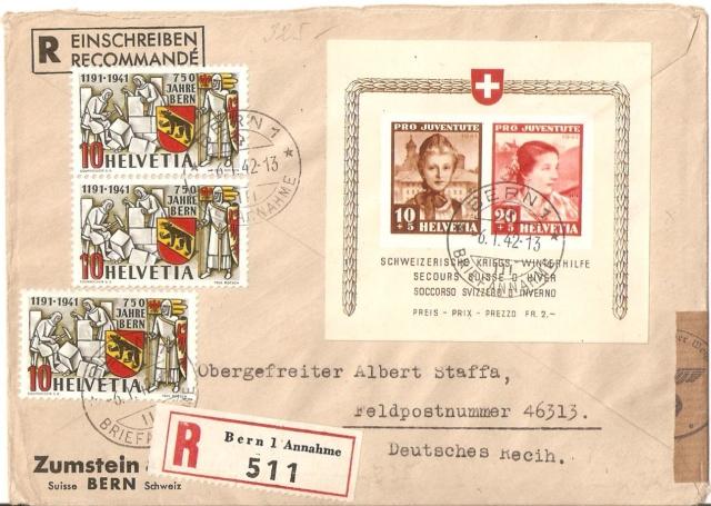 SBK 253  (Mi 398) 750 Jahre Bern - Seite 2 Dr_fel10