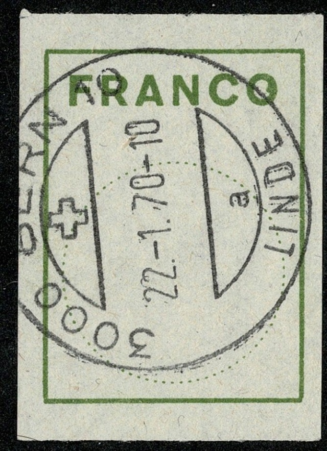Francozettel Nr. 6B.Ab2 Franco12