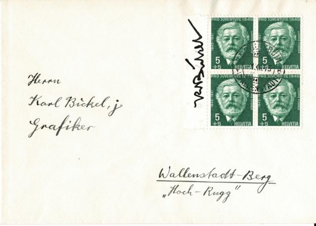 Autographen / Unterschriften bekannter Personen Karl_b11