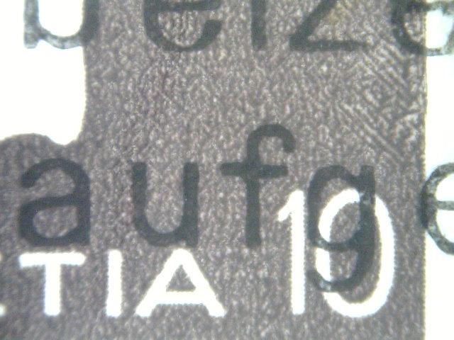 SBK 233z Landi Armbrust 10 Rp., französisch Karten11
