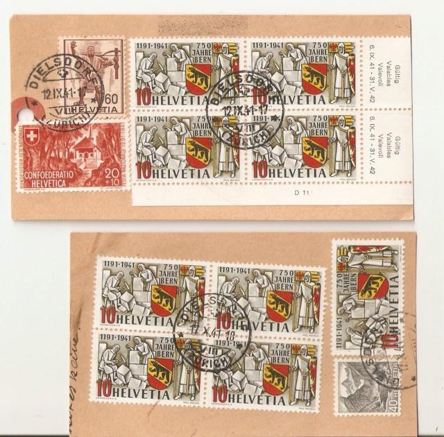 SBK 253  (Mi 398) 750 Jahre Bern - Seite 2 Paketa10