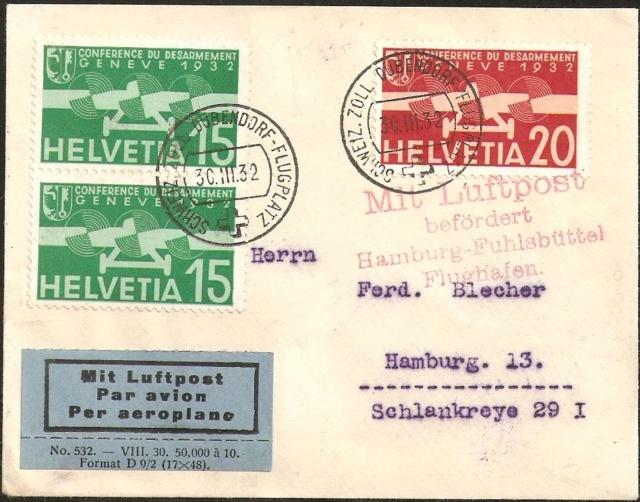 """Beipackzettelchen"" - Postvermerketiketten Viii_310"