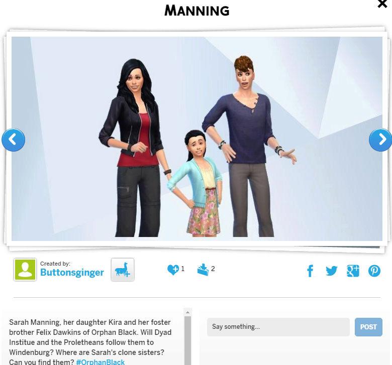 BG's Sims #BGsCreations  - Page 5 Mannin10