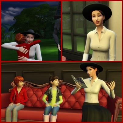BG's Sims #BGsCreations  - Page 5 Marypo10