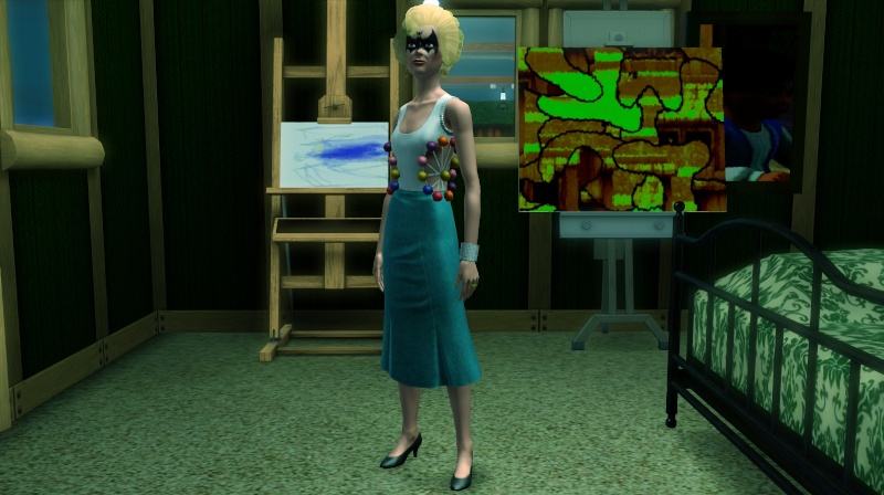 Sims Who Dressed in the Dark - Post Your Pics Here [2013-2015] - Page 6 Screen75