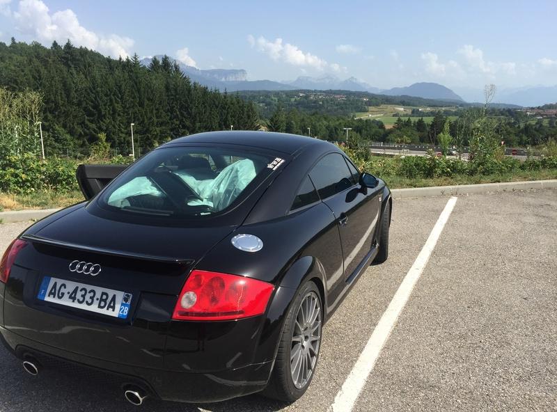 Audi TT mk1 225 de zeded Image10