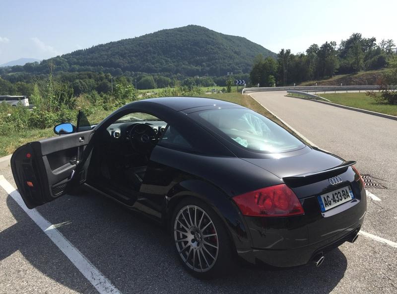 Audi TT mk1 225 de zeded Image11