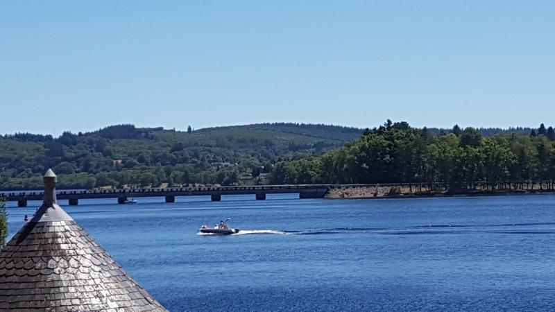 Lac de Vassiviere Août 2016 20160810