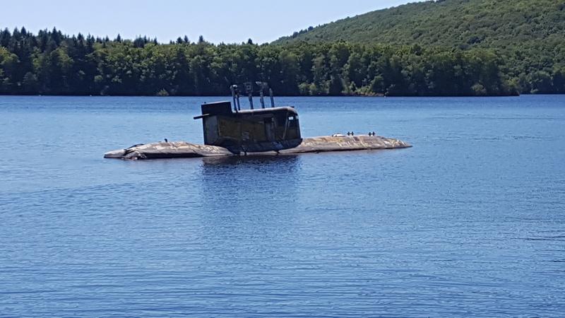 Lac de Vassiviere Août 2016 20160811