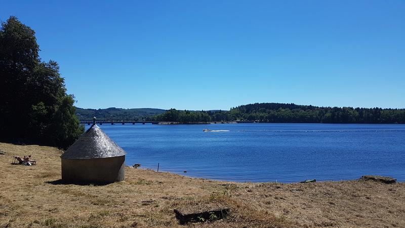 Lac de Vassiviere Août 2016 20160812