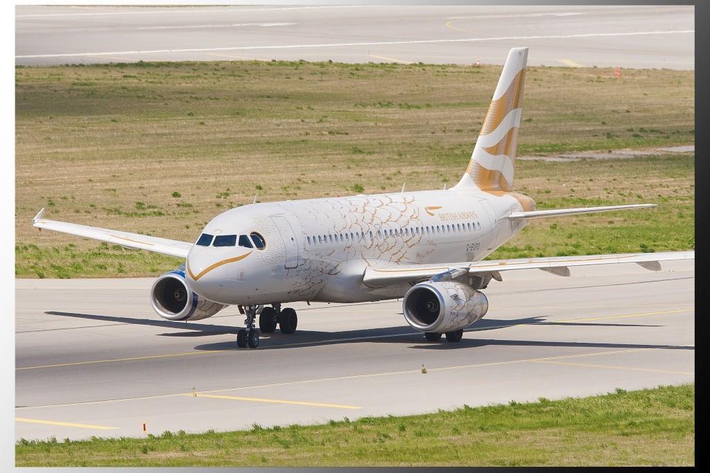 Aéroport Marseille Provence A319-112