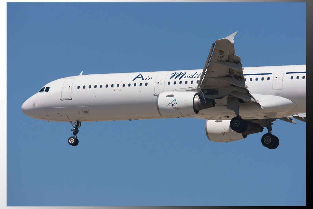 Aéroport Marseille Provence A321-110