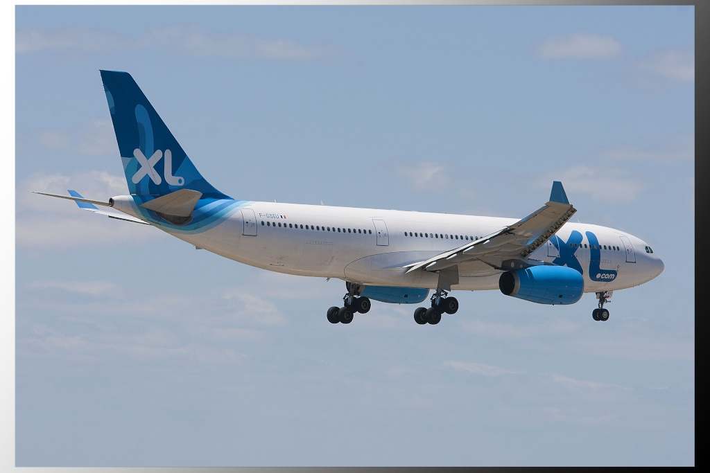 Aéroport Marseille Provence A330-210