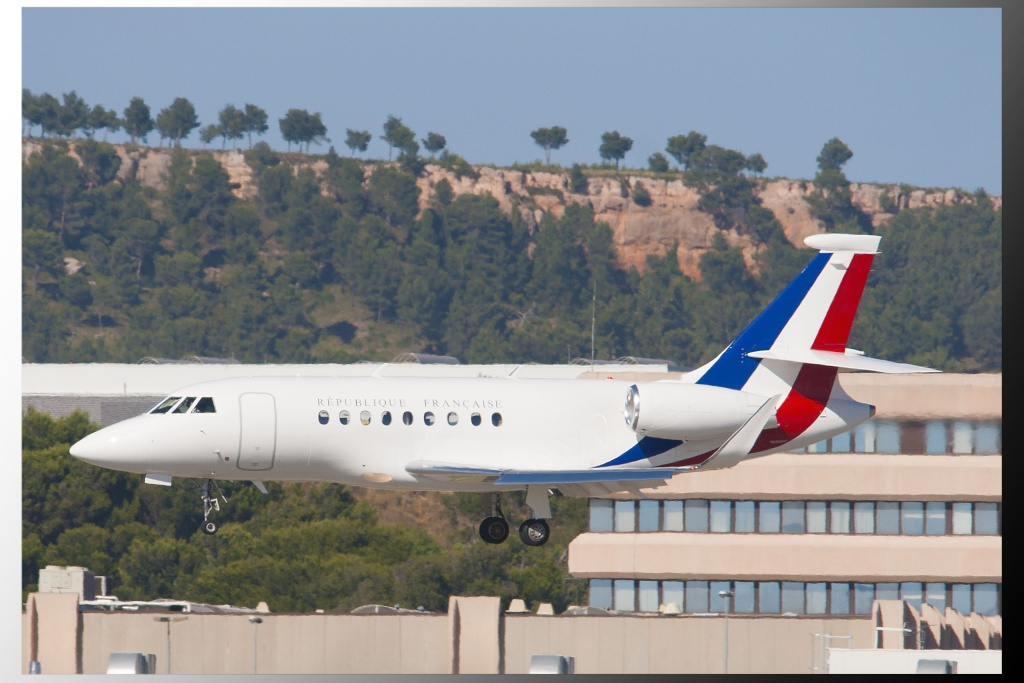 Aéroport Marseille Provence Falcon10