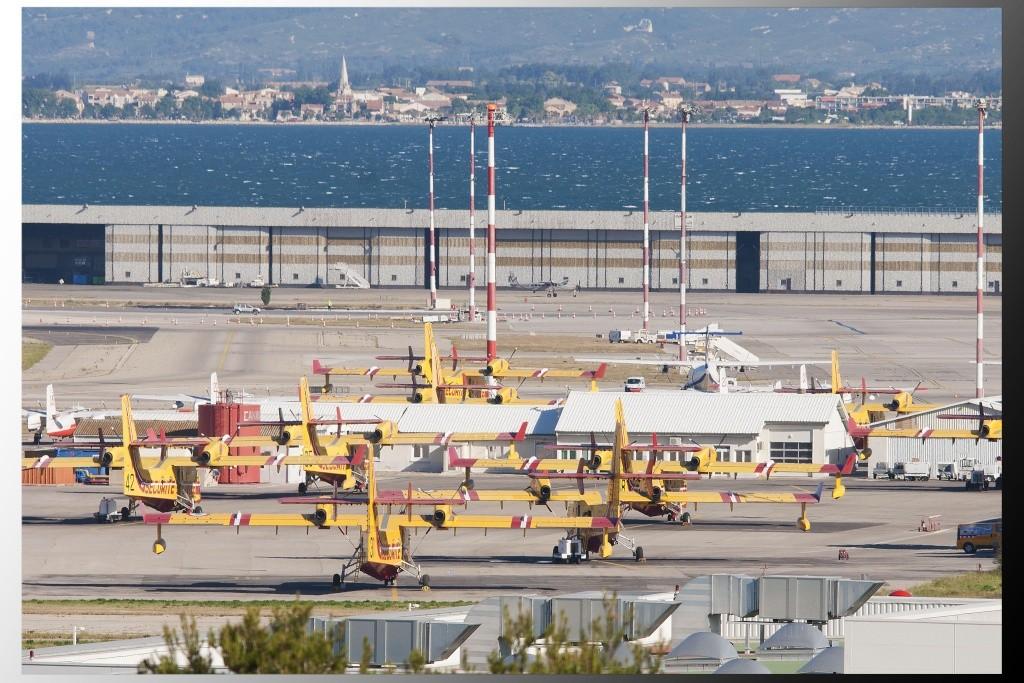 Aéroport Marseille Provence Instal15