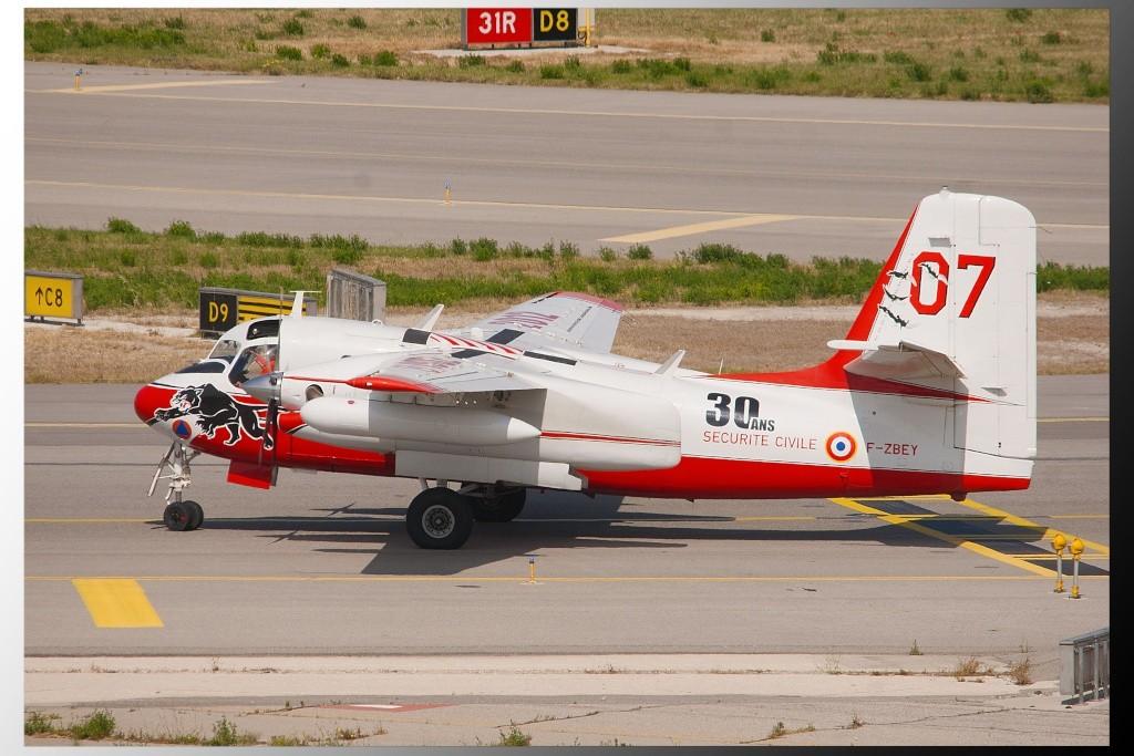 Aéroport Marseille Provence Tracke12