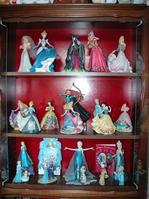 [Collection] Dans la plus Haute Tour de BriarRose (Thème Belle au Bois Dormant, et Princesses) Dscn2850