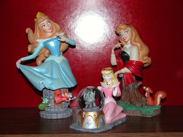 [Collection] Dans la plus Haute Tour de BriarRose (Thème Belle au Bois Dormant, et Princesses) Dscn2924