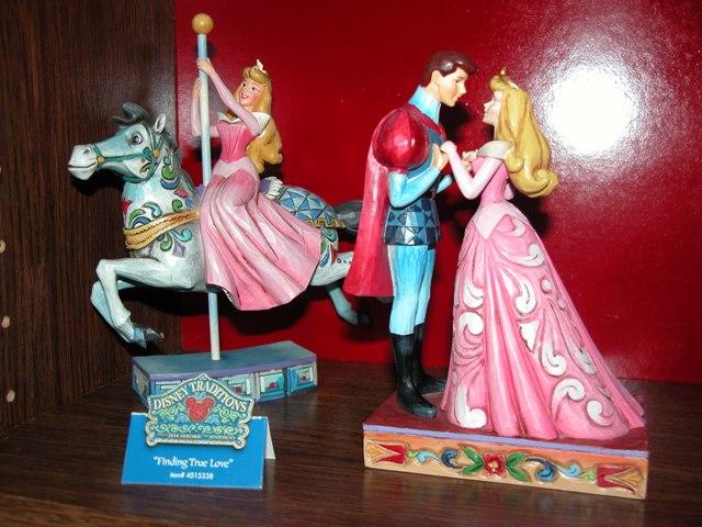 [Collection] Dans la plus Haute Tour de BriarRose (Thème Belle au Bois Dormant, et Princesses) Dscn2927