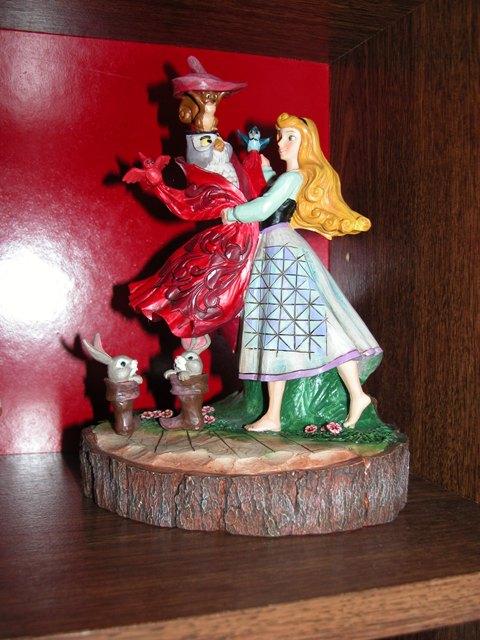 [Collection] Dans la plus Haute Tour de BriarRose (Thème Belle au Bois Dormant, et Princesses) Dscn2928